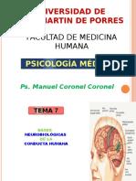 7.- Clase -Bases Neurobiologicas de La Conducta