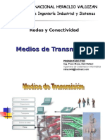 Medios de Transmisión Guiados y No Guiados (1)