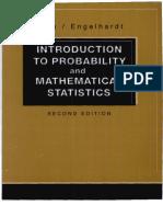 MATHEMATICAL STATISTICS (Keith Knight) pdf | Estimation