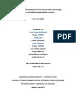 Trabajo Colaborativo 5 Fase Propuesta