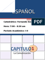 capitulo_1 de español