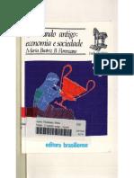 O Mundo Antigo - Economia e Sociedade- Maria Beatriz B. Florenzano