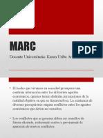 Marc - Clase 1