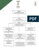Organigrama Deporte Chilpancingo