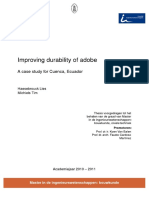 Improvingdurabilityofadobe Site