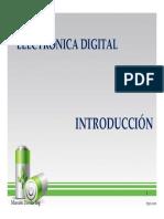 Introducciòn a La Electrònica Digital