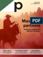 Busines Mindset Managing Partner Magazine