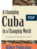 Changing Cuba in a Changing World