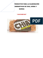 Elaboracion-De-barra Energetica de Chia Modelo