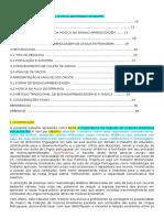 Sumário Introdução Revisão Literatura Metodologia Refer. Bibliográficas f