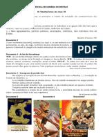 Ficha de Trabalho Ditaduras 9ºano