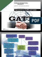 GATT - Mapa Mental