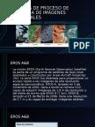 Niveles de Proceso de Entrega de Imágenes Satelitales