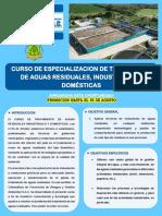 1-Brochure de Tratamiento de Aguas Residuales, Industriales y Domesticas