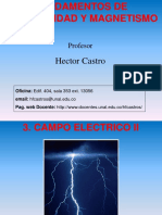 3. Campo Electrico II