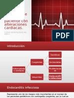 Protocolo de Manejo Del Paciente Con Alteraciones Cardiacas