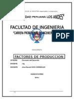 Economia Del Desarrollo Monografia