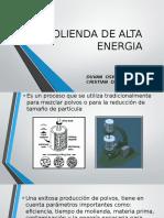Molienda de Alta Energia Expo