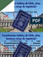 Constitucion Politica de Chile