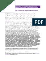Shi - Benefits of Individually Optimized Electric Vehicle Battery Range