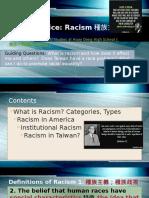 Racism Unit