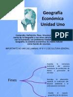 Unidad_Uno_Geografía Económica Unidad Uno