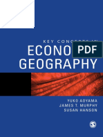 Aoyama,Murphy, Hanson-Key Concepts in Economic Geography
