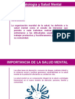 Psicopatologia y Salud Mental