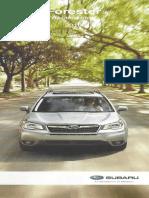 Subaru Forester 2016 Accessories