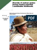 Biodiversity Andean Grains