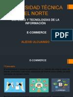 Universidad Técnica Del Norte El E-commerce