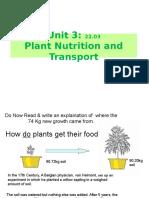 3 Plant Nut & Tran Nor