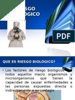 (Presentacion 14) Riesgo Biologico