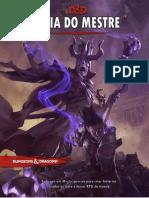 D&D 5.0 - Guia Do Mestre