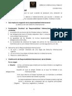 Derecho Internacional Publico - Cuestionario Examen Final