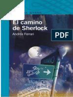 El Camino de Sherlock - Andrea Ferrari