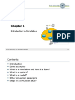 Introduction to Simulation