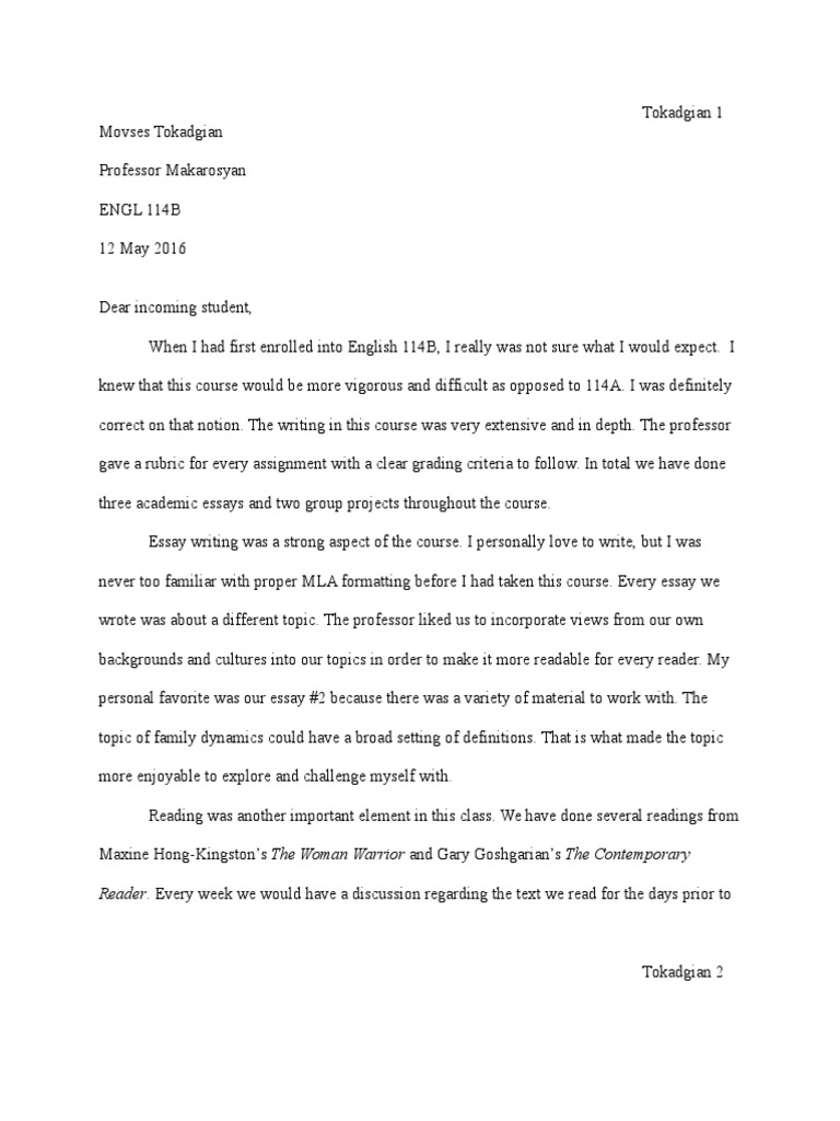 Letter essays pedagogy fandeluxe Image collections