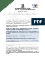 0 Orientações 01 2014