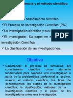 Conferencia 2. Método Científico y PIC