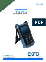 User Guide FTB-200 v2 English (1065808)