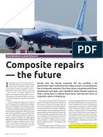 Aircraft Technology Composite Repairs