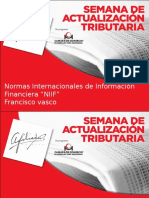 Normas Internacionales de Financiera