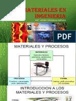 Materiales Para Ingenieros Capitulo i