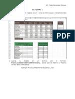 Trabajo Final Excel