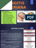 farmaco meningitis pedoatria