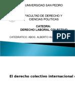 Derecho Colectivo Internacional
