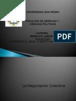 Derecho Laboral Colectivo Pliego de Reclamos