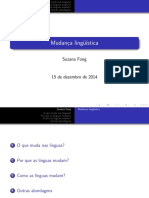 Revisao Mudanca linguistica