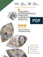 Fanatika International Theatre Laboratory Festival